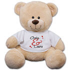 Personalized Couples Teddy Bear
