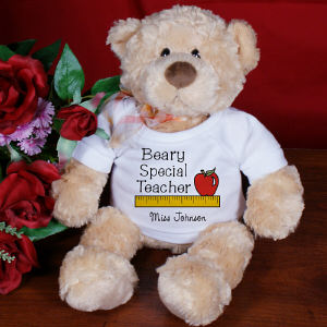 Beary Special Teacher Plush Teddy Bear