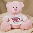 Flower Girl Personalized Teddy Bear 898015