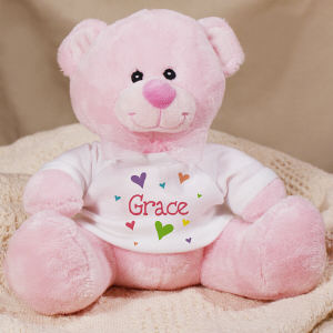 All Heart Plush Teddy Bear