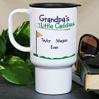 Personalized Little Caddies Travel Mug