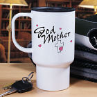 Personalized Godmother Travel Mug