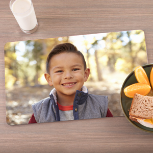 Photo Placemat | Personalized Placemats For Kids