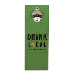 Personalized Drink Local Bottle Opener