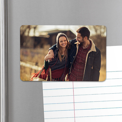 Picture Perfect Photo Magnet | Personalized Photo Gifts