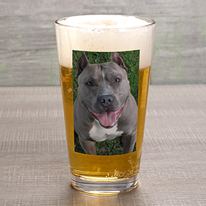 Photo Pint Glass U147392