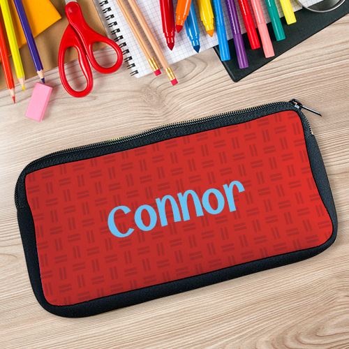 Personalized Any Name Pencil Case U36227