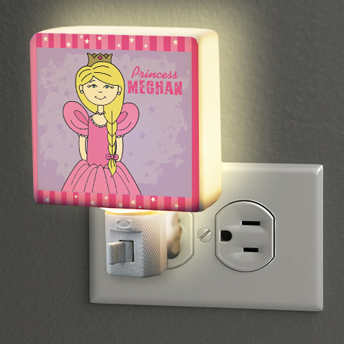 Personalized Princess Night Light | Personalized Baby Gifts