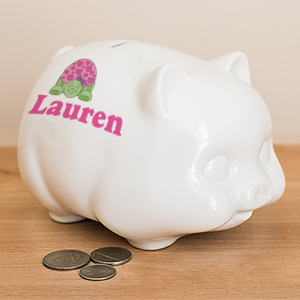 Personalized Piggy Banks | Personalized Gifts For Kids