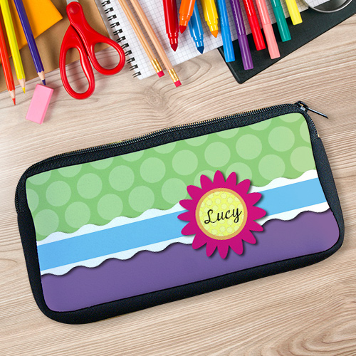 Personalized Pencil Case for Girls U67557