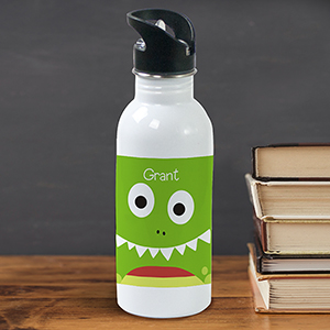 Personalized Dinosaur Water Bottle U779820