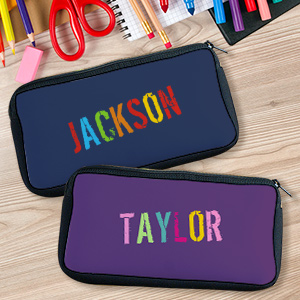 Personalized Name Pencil Case U780617