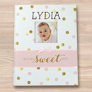 Personalized Sweet Sparkle for Baby | Personalized Baby Gifts