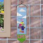 Personalized Swing Couple Banner U524328