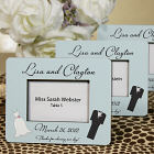 Personalized Bride And Groom Wedding Favor Place Holder U563931