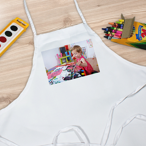 Photo Youth Apron | Personalized Aprons