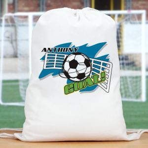 Personalized Soccer Sports Bag