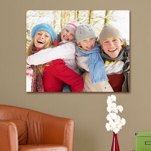 Picture Perfect Ladies Photo Wall 18 x 24 Canvas