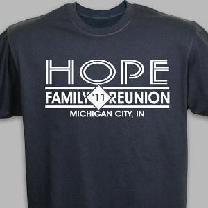Custom family reunion shirts custom printed reunion shirts for Custom t shirts for family reunion
