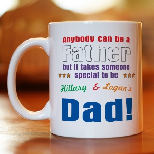 Anybody Can Be...Dad Coffee Mug