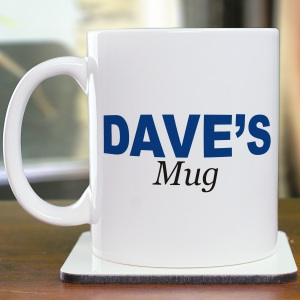 Personalized Any Name Coffee Mug | Custom Coffee Mug