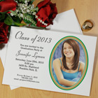 Personalized Graduation Party Invitations