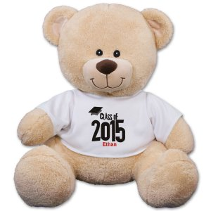 Personalized Class Of Graduation Teddy Bear