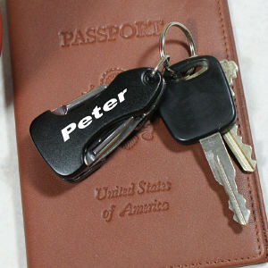 Personalized Multiple Tool Key Chain