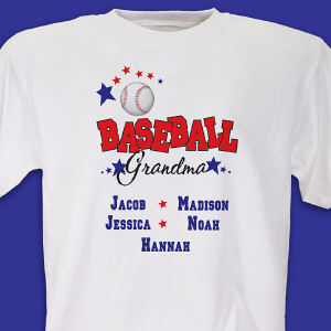 Baseball Parent T-Shirt