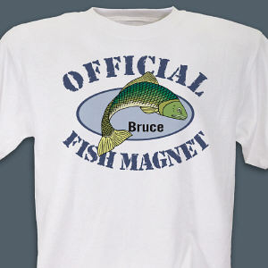 Fish Magnet T-Shirt