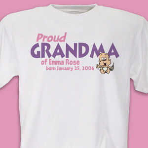 Proud Girl T-shirt