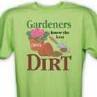 Personalized Gardeners T-Shirt