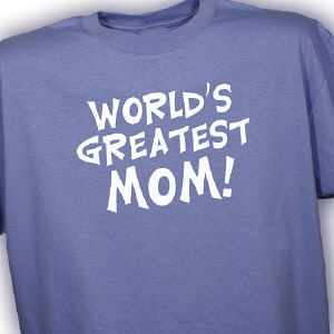 World's Greatest Personalized Adult T-Shirt