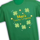 Personalized Lucky Charms T-Shirt