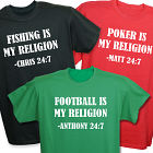 Personalized My Religion T-Shirt 33848X