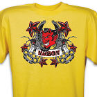 Personalized Devil Graphics T-Shirt