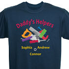 Personalized Helpers T-Shirt