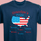 Personalized American Pride T-Shirt