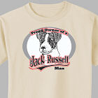 Personalized Proud Owner of a Jack Russell T-Shirt