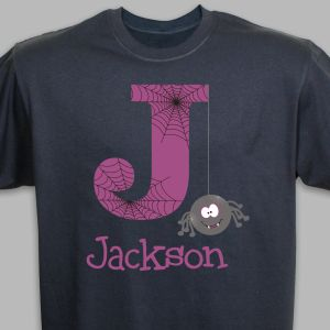 Personalized Halloween Youth T-Shirt