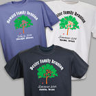 Apple Tree Family Reunion T-shirt