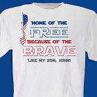 Home of the Free T-shirt