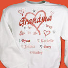 Red Hearts Youth Sweatshirt