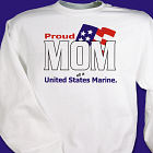 Proud Military Sweatshirt