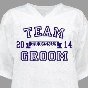 Team Groom Jersey FJ37977X