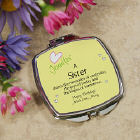 Memories Personalized Compact Mirror
