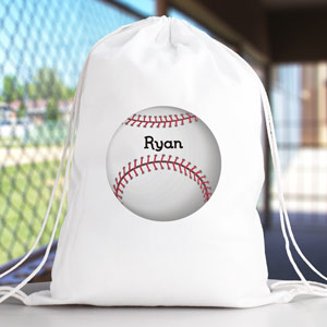 Personalized Baseball Sports Bag