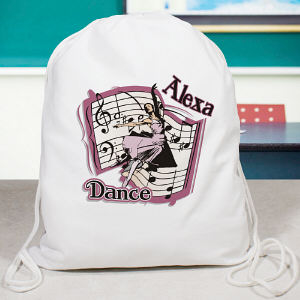 Personalized Dance Sports Bag