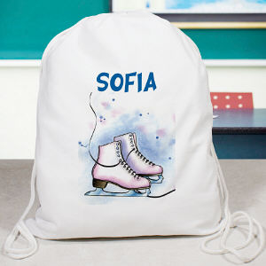 Personalized Ice Skating Sports Bag