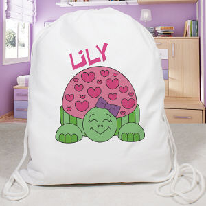 Personalized Turtle Sports Bag